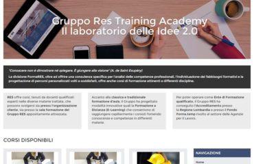 Immagine e-learning home