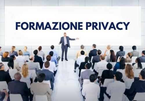 Formazione privacy obbligatoria