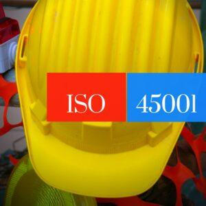 13 Marzo 2018: Welcome ISO 45001