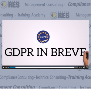 GDPR IN BREVE - LA PROCEDURA DI DATA BREACH