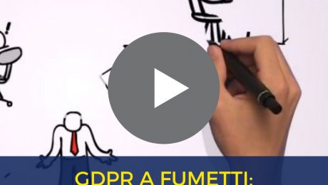 GDPR fumetti procedura data breach